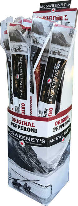 McSweeneys - Original - Pepperoni - 20 x 40g - Item# 999019