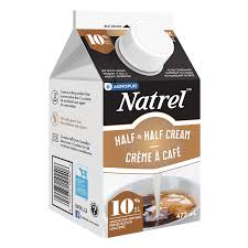 Natrel - 10% Half Half - 473ml - Item# 03120