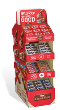 Nestle Single Bars Prepack - 314 count - Item # 74851