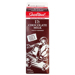 SEALTEST 1% MILK CHOCOLATE - 1L - Item# 02015-D