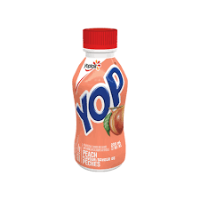 YOP 2% MILK FAT PEACH 200ML