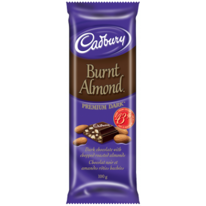 Cadbury - Family Bar Burnt Almond