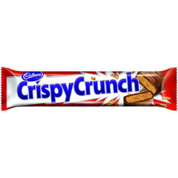 Crispy Crunch - Cadbury - 24/48g - Item # 72612