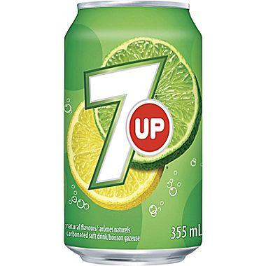 7UP - 12/355ml - Item # 75348