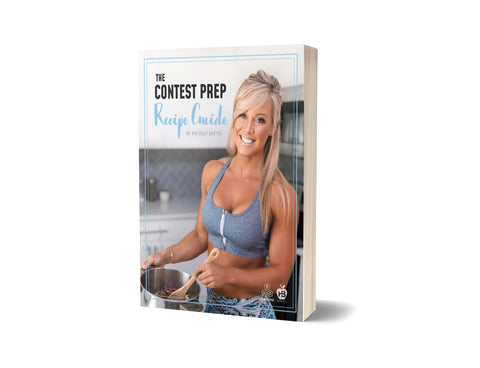 Contest Prep Recipe Guide (Paperback Copy)
