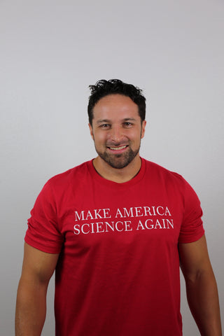 Make America Science Again (MASA Red)