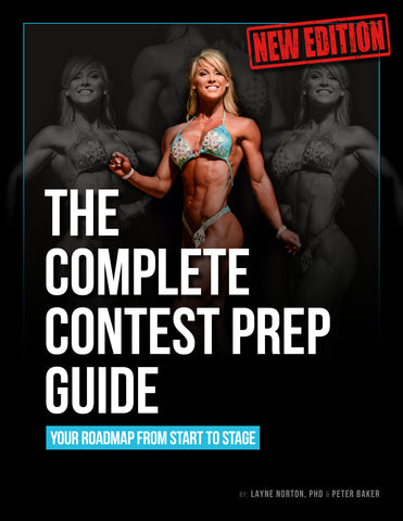The Complete Contest Prep Guide E-Book (Female Cover)