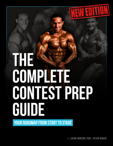 The Complete Contest Prep Guide E-Book (Male Cover)