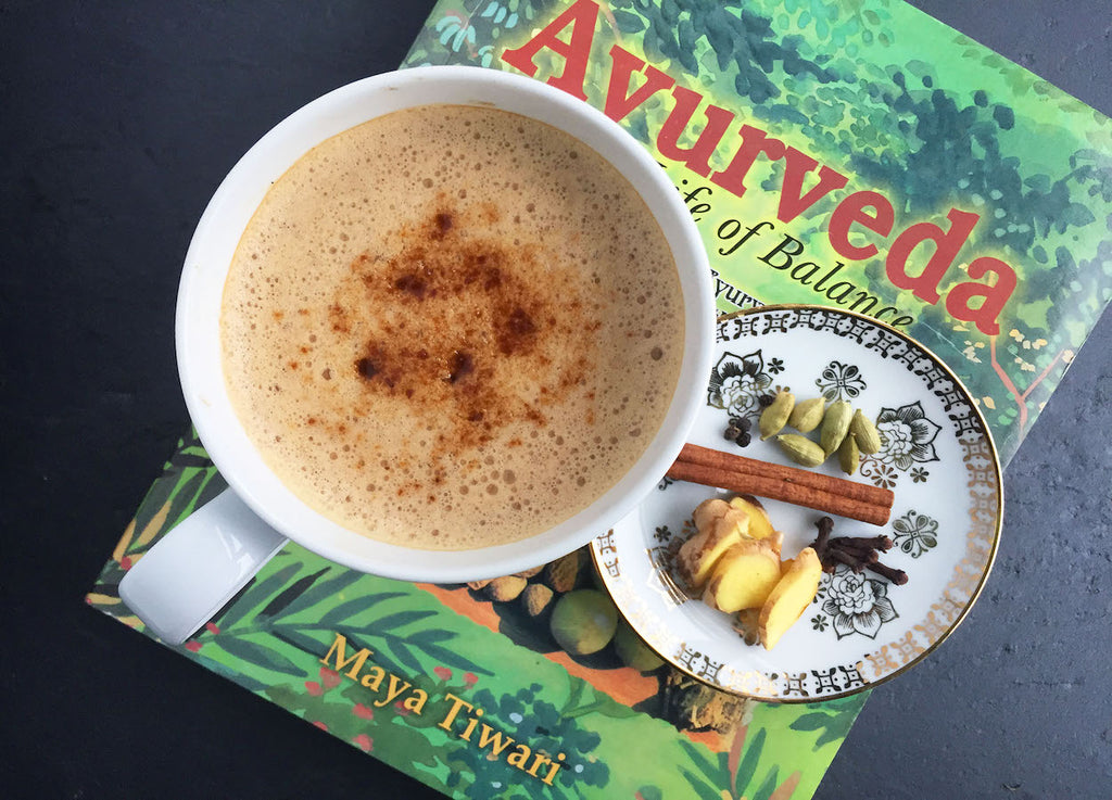 How Ayurveda Inspired a Wellness Chef (Plus, Her Nurturing Take on Traditional Chai)