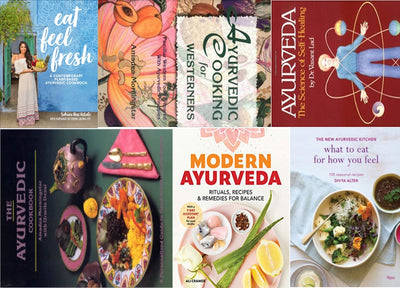 6 Great Books for Ayurvedic Wisdom