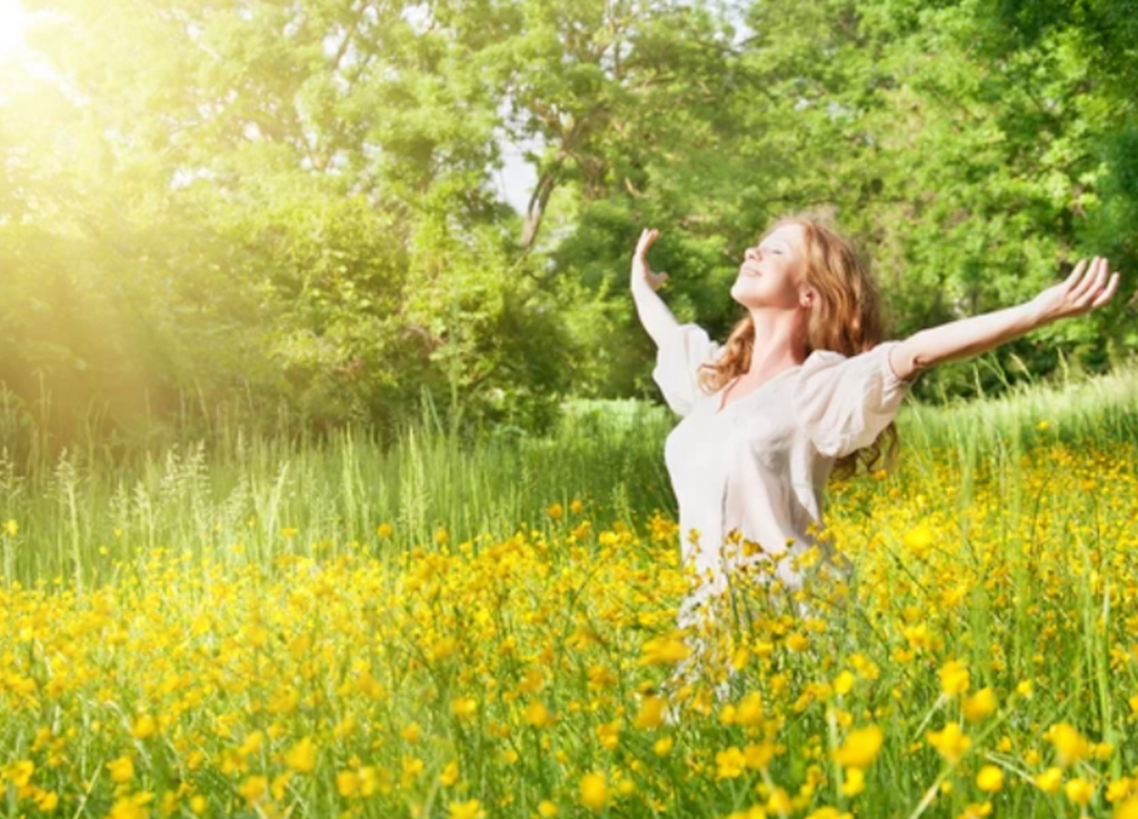Tackling Springtime Allergies the Natural Way