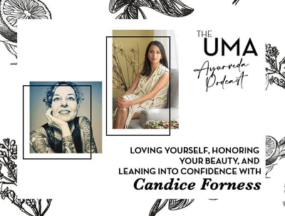 Episode 6: Loving Yourself, Honoring Your Beauty, and Leaning into Confidence with Candice Forness