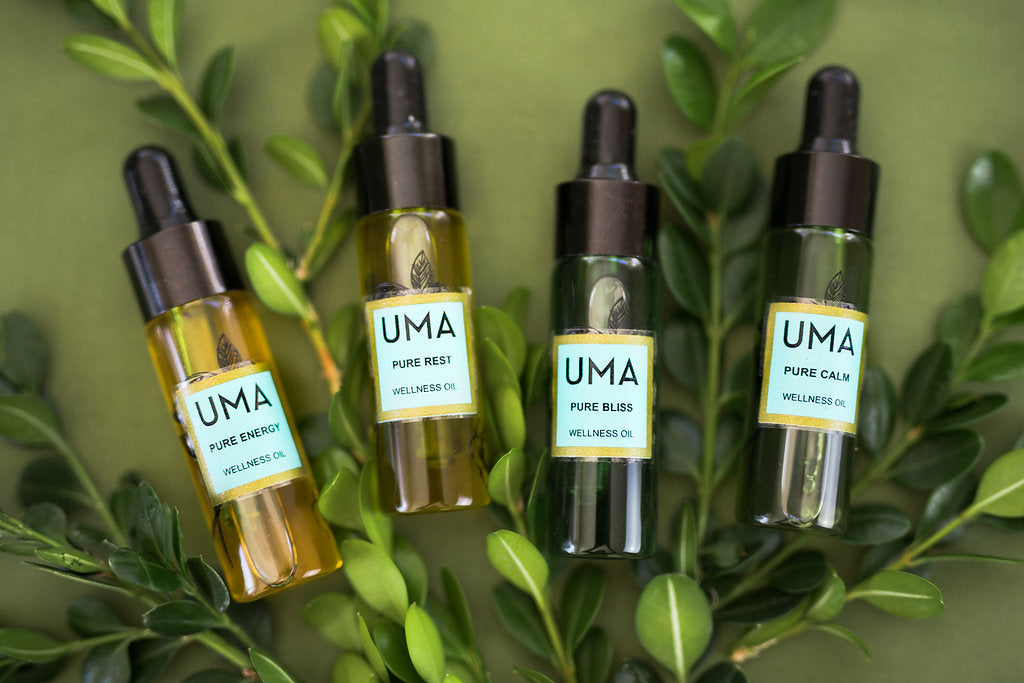 Come join us at UMA Wellness Oil Blending Event - 04/02 Space NK