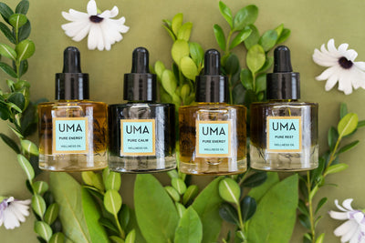 Let's join together UMA Wellness Oil Blending Event - 03/28 Space NK