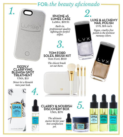 The Beauty Aficionado Gift Guide