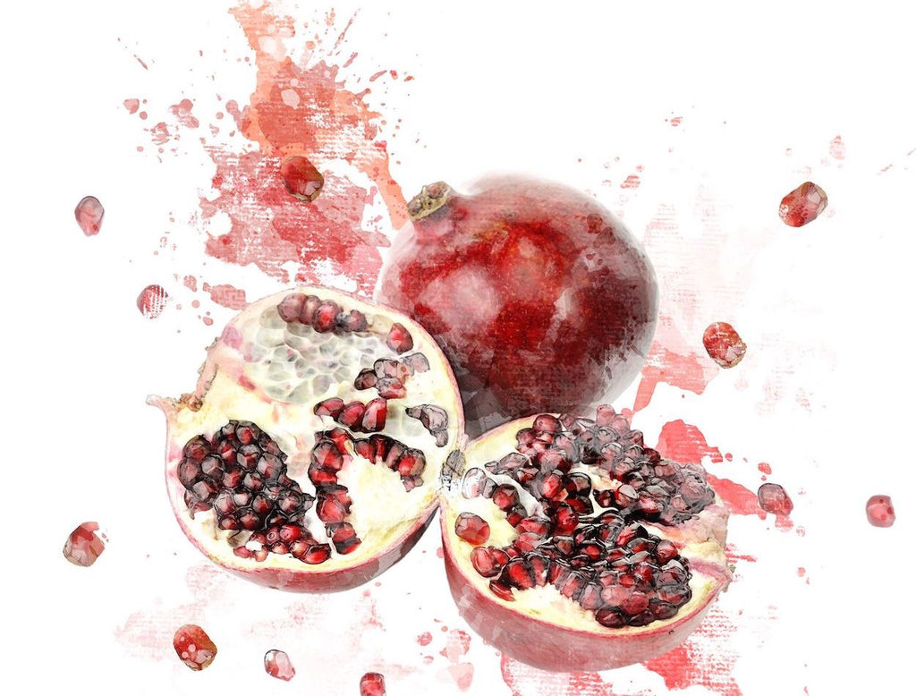 The UMA Oil Files: The Skin Superpowers of Pomegranate Oil