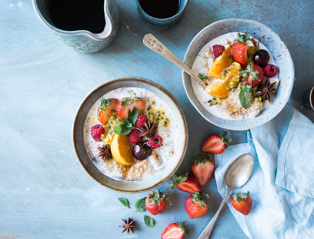Our Favorite Skin-Boosting Breakfasts