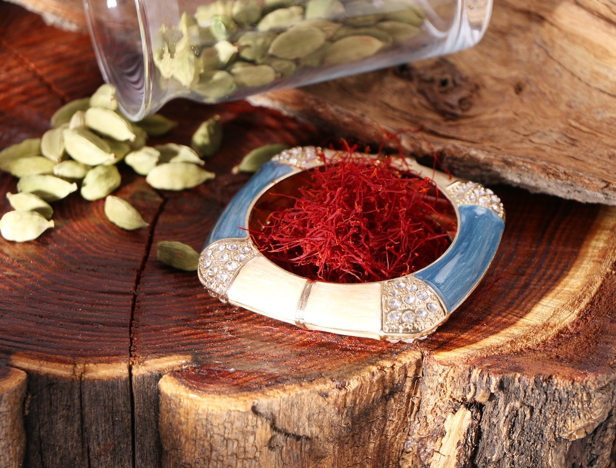 top ayurvedic ingredient saffron