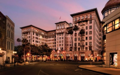 Beverly Hills Beverly Wilshire