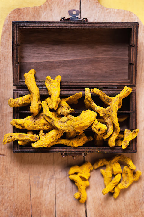 Turmeric for Skin Health and Beauty