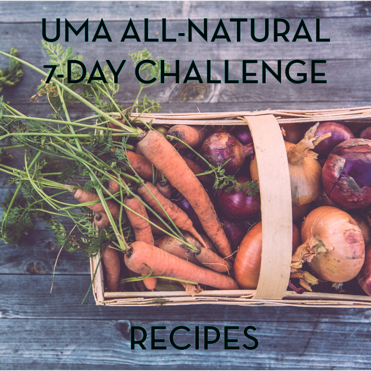 allnaturalchallengerecipes