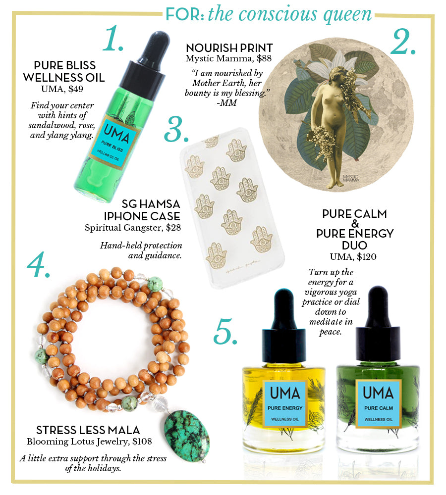 The Conscious Queen Gift Guide