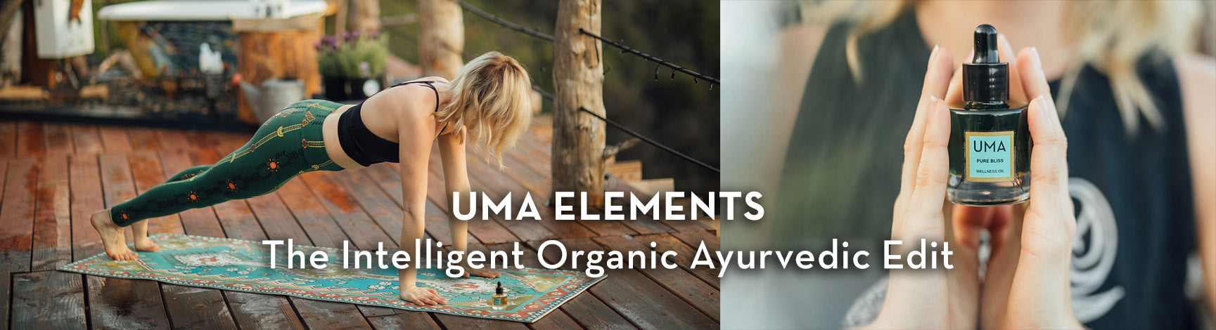Uma Elements, blog