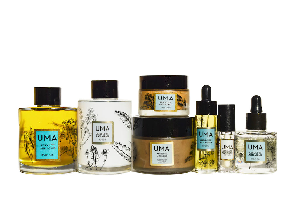Available soon! - All of Absolute Anti Aging - Uma Oils