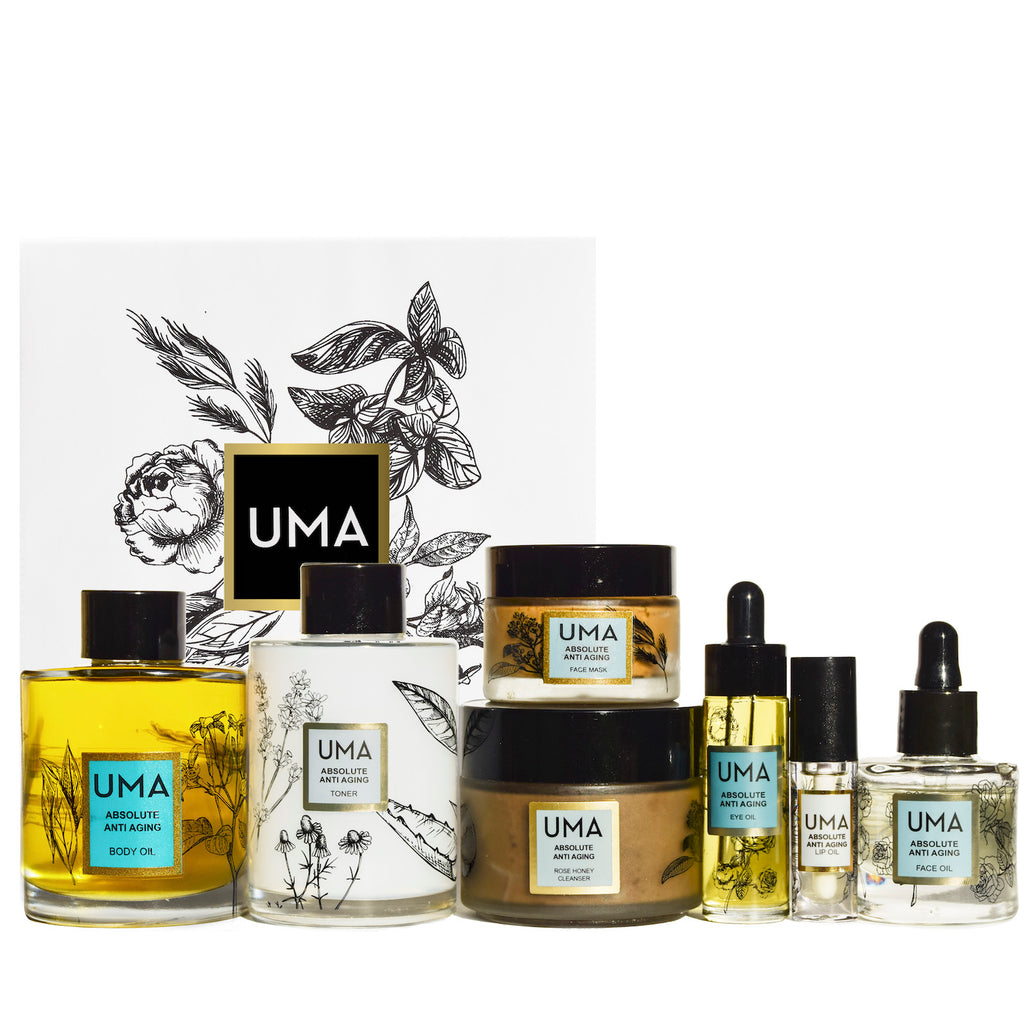 All of Absolute Anti Aging - Uma Oils