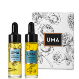 UMA Anti Aging Travel Duo: Face & Body Oil - Uma Oils