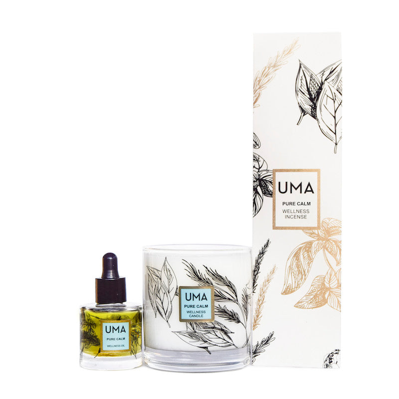 Available soon! - Pure Calm Wellness Gift Set - Uma Oils