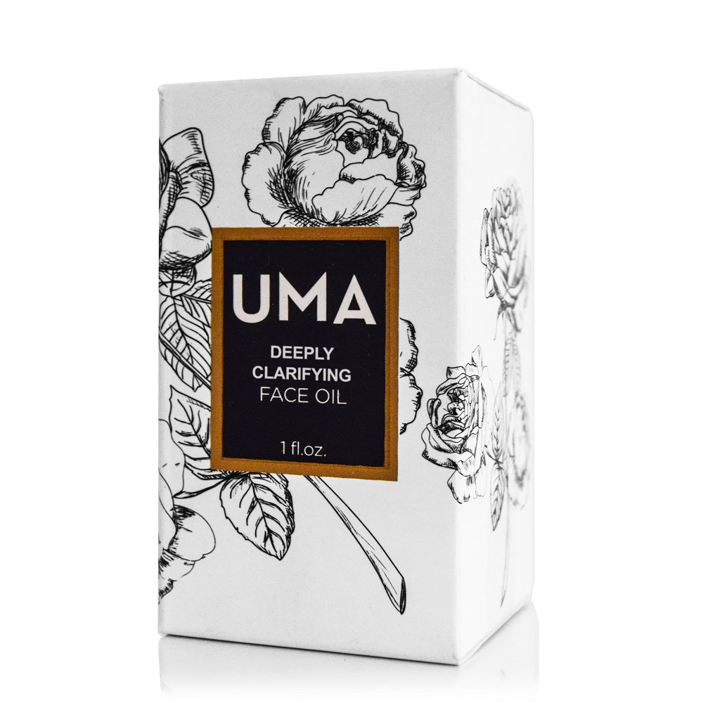 Deeply Clarifying Face Oil - Uma Oils