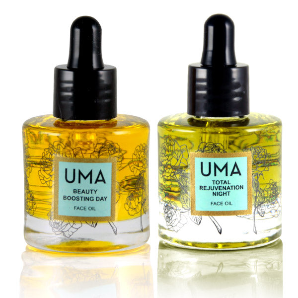 Day and Night Face Oil Duo - Uma Oils