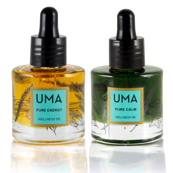 Pure Calm and Pure Energy Duo - Uma Oils