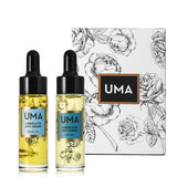 UMA Absolute Anti Aging Skin Perfect Duo: Face & Eye Oils