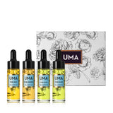Available soon! - UMA Wellness Oils: Luxe Travel Kit - Uma Oils