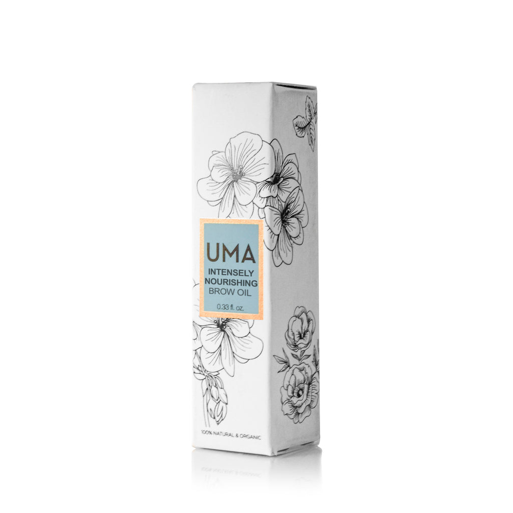 Intensely Nourishing Brow Oil - Uma Oils