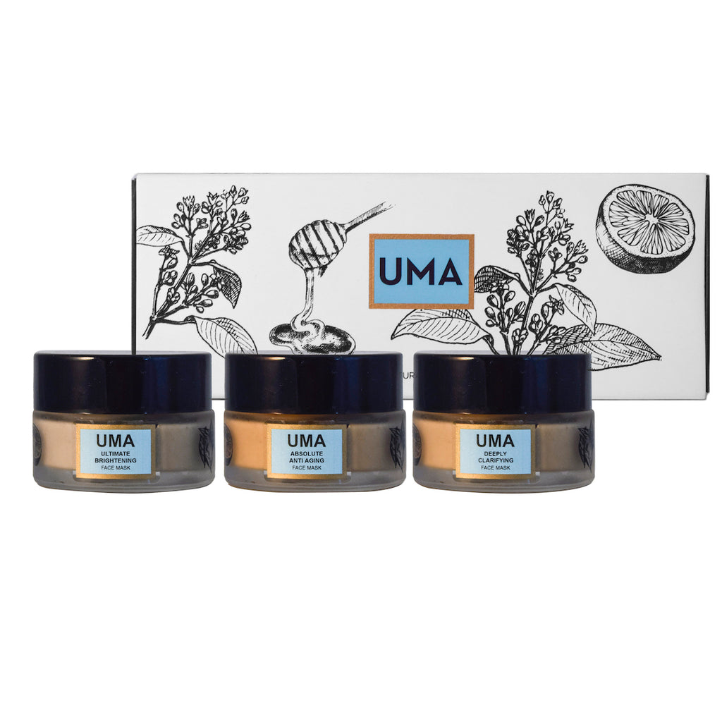 Available soon! - UMA Royal Masking Kit - Uma Oils