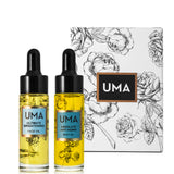 Brighter Face, Brighter Body: The Ultimate Duo - Uma Oils