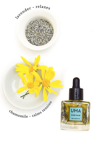 Pure Calm Wellness Oil - Uma Oils
