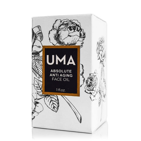 Absolute Anti Aging Face Oil - Uma Oils