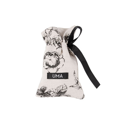 Uma Printed Cosmetic Pouch
