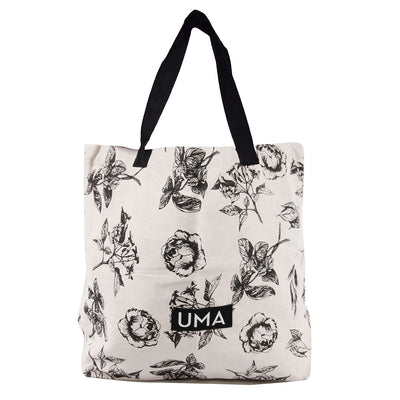 Uma Large Printed Tote Bag
