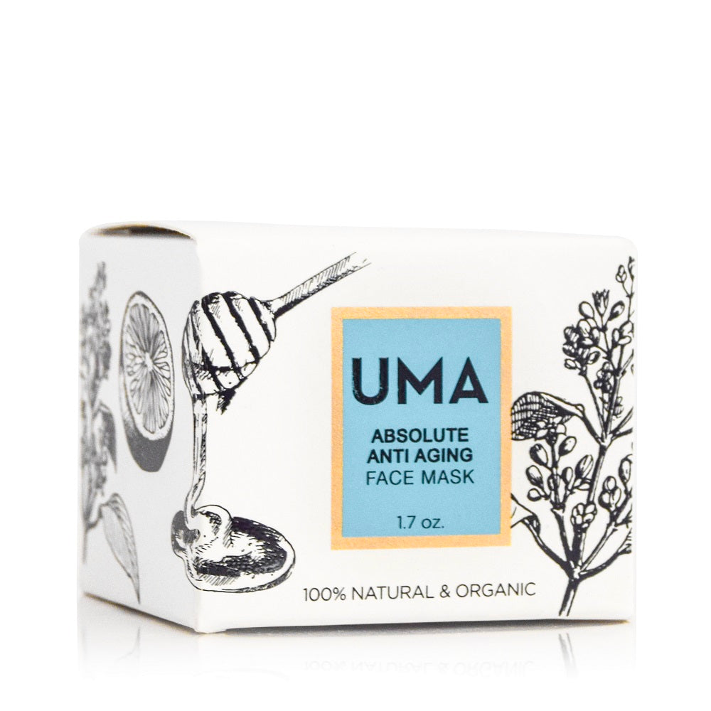 Absolute Anti Aging Face Mask - Uma Oils