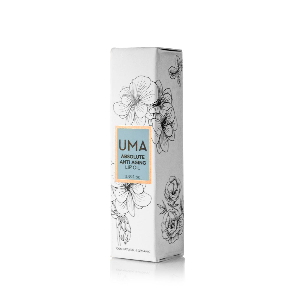 Absolute Anti Aging Lip Oil - Uma Oils