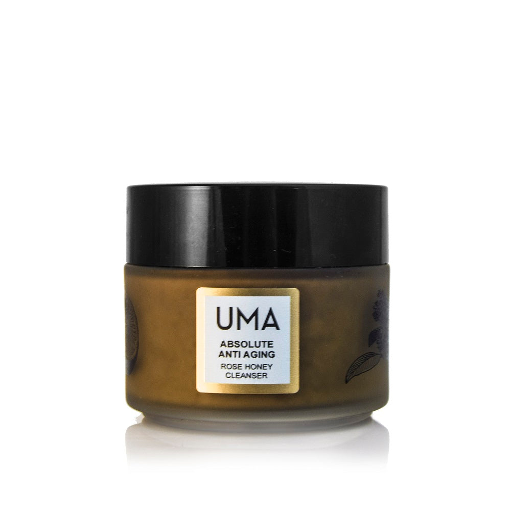 Absolute Anti Aging Rose Honey Cleanser - Uma Oils