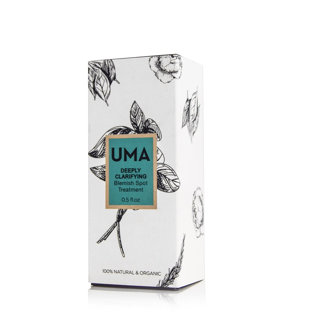 Deeply Clarifying Blemish Spot Treatment - Uma Oils