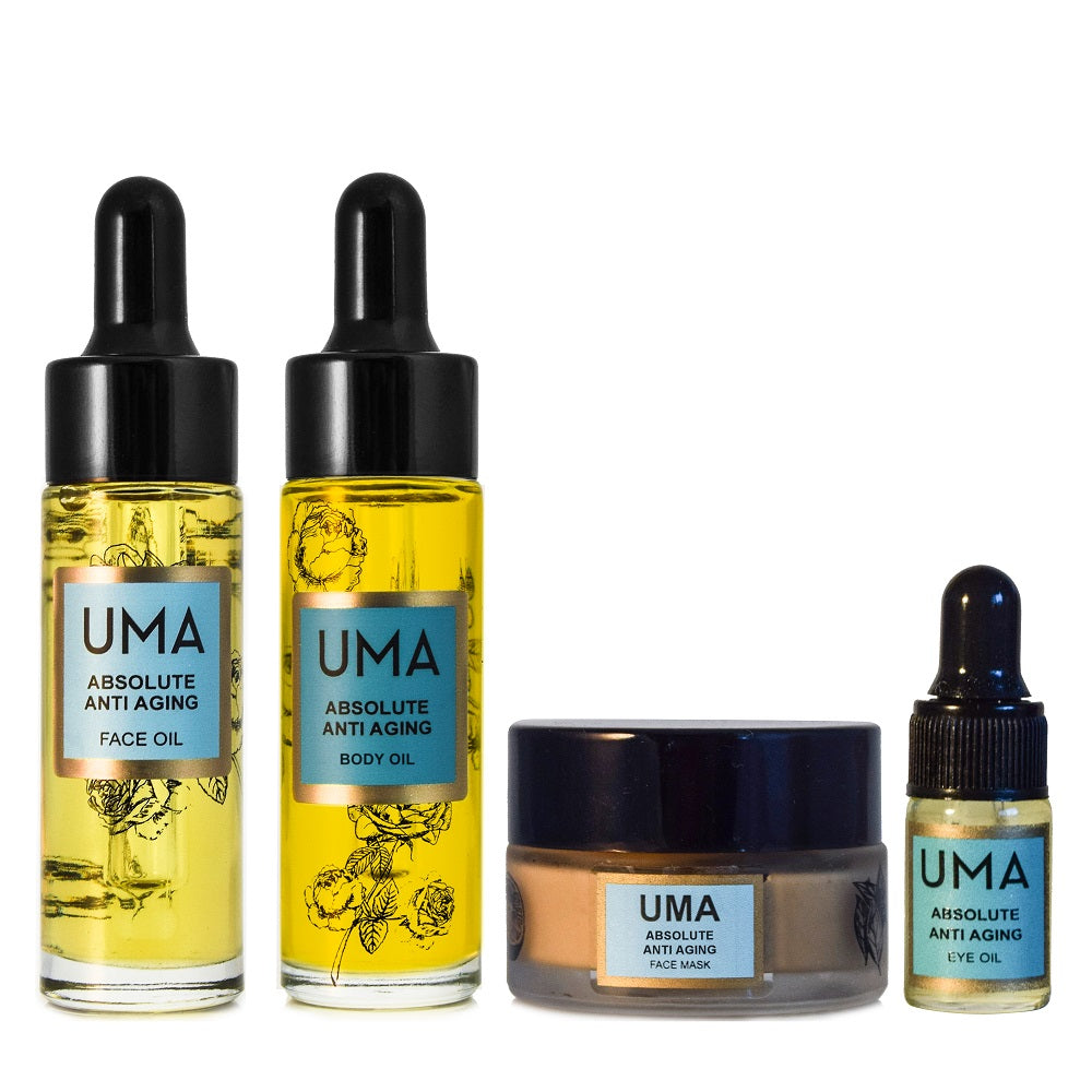 Absolute Anti-Aging Discovery Kit - Uma Oils