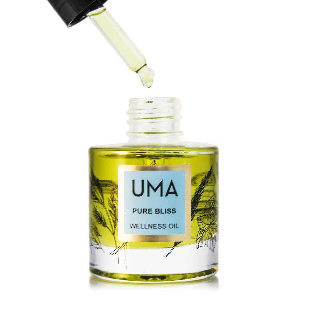 Pure Bliss Wellness Oil - Uma Oils
