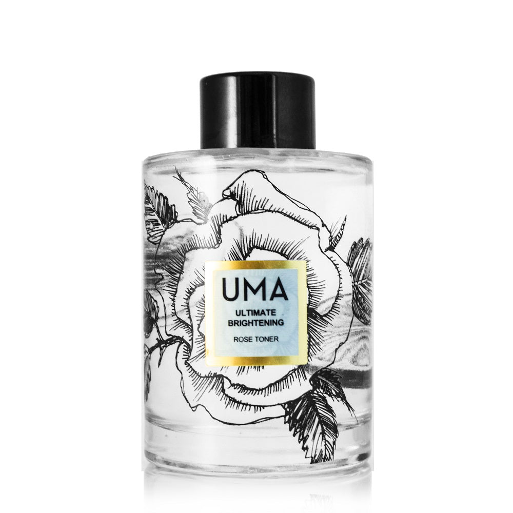 Ultimate Brightening Rose Toner - Uma Oils